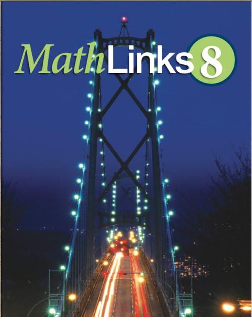 MathLinks 8 - Student Ebook (12 Month Online Subscription)