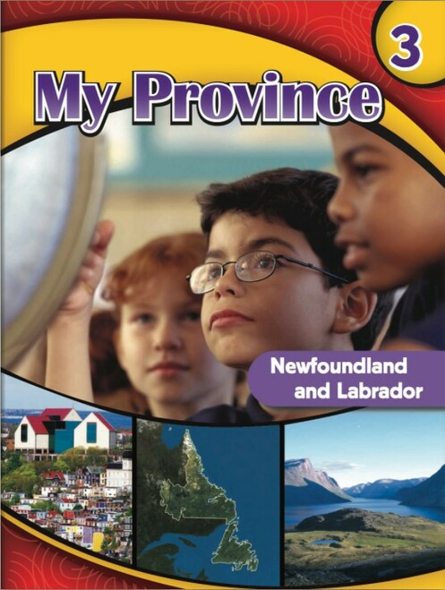 My Province 3: Newfoundland and Labrador - Student Ebook (12 Month Online Subscription)