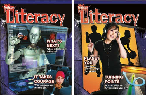 Nelson Literacy 9 - Student Ebooks (9A + 9B) (12 Month Online Subscription)
