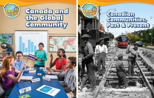 Nelson Social Studies - Grade 6: Strand A (Canada and the Global Community) & Strand B (Canadian Communities, Past & Present) - Student Ebook (12 Month Online Subscription)