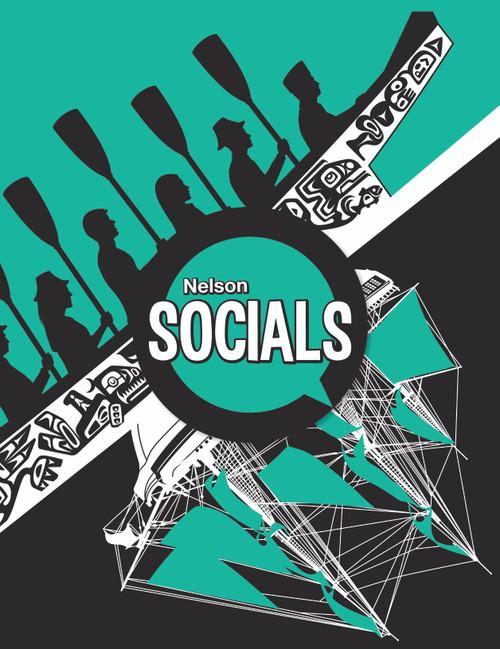 Nelson Socials (BC) - Grade 4 - Student Ebook (12 Month Online Subscription)
