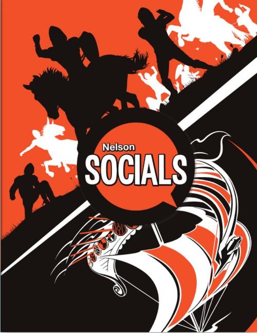Nelson Socials (BC) - Grade 8 - Student Ebook (12 Month Online Subscription)