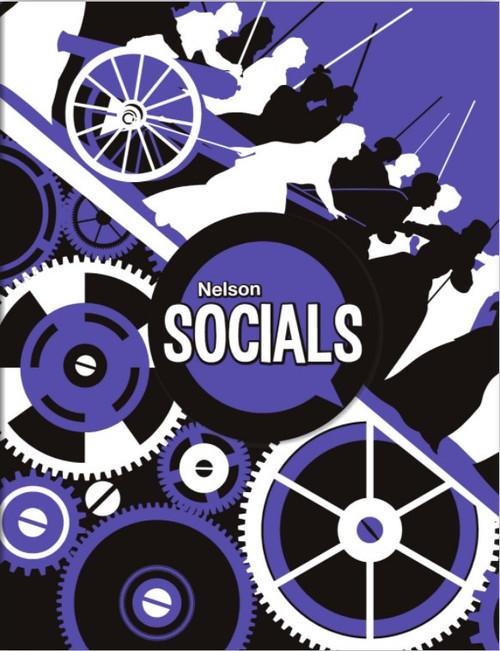 Nelson Socials (BC) - Grade 9 - Student Ebook (12 Month Online Subscription)