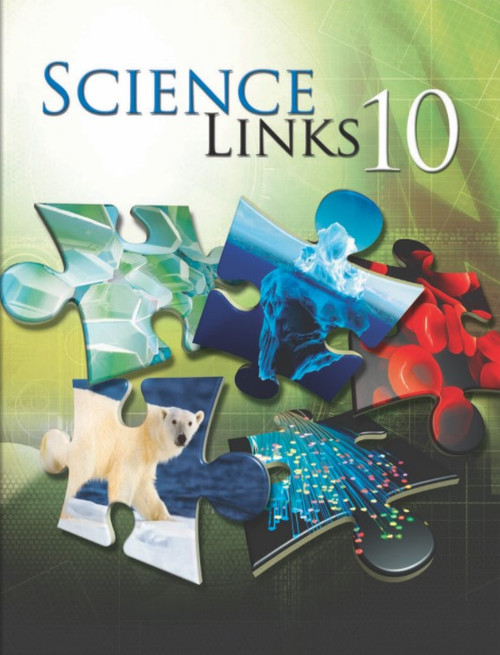 Science Links 10 - Student Ebook (12 Month Online Subscription)