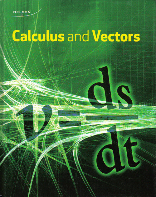 Calculus and Vectors 12 | Nelson