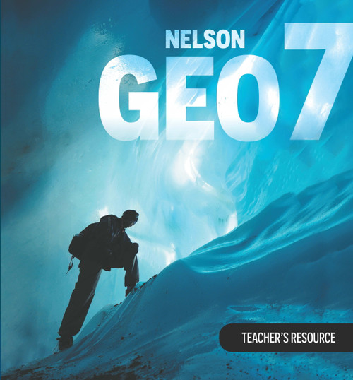 Nelson GEO7 | Teachers Resource, Catholic Ed. - 9780176590383