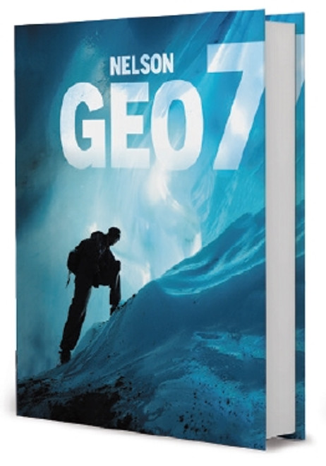 Nelson GEO 7 Student Book (Online PDF) - Printed Access Card