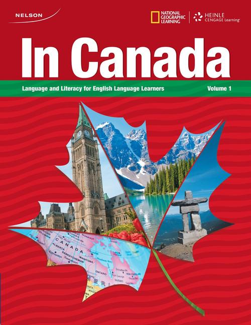 In Canada Student Book Vol. 1