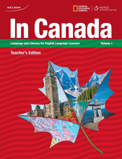 In Canada Teacher's Resource Vol. 1