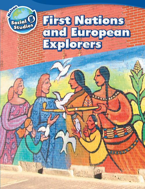 Nelson Social Studies 5   Student Book (Online PAC) - 9780176698881