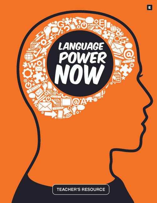 Language Power Now - Level E (Grade 7) | Teachers Resource - 9780176713539