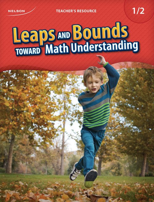 Leaps and Bounds 1/2 | Teachers Resource - 9780176715335