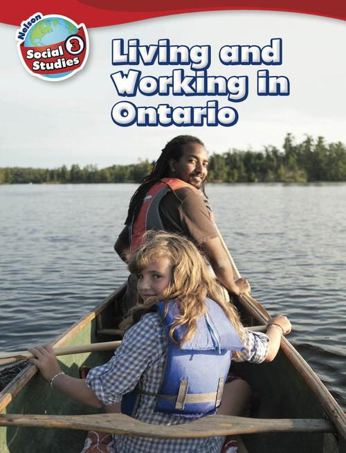 Nelson Social Studies 3 | Student Book (Online PAC) - 9780176719586