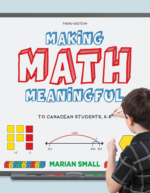 Making Math Meaningful, Third Edition Book + Facilitator's Guide