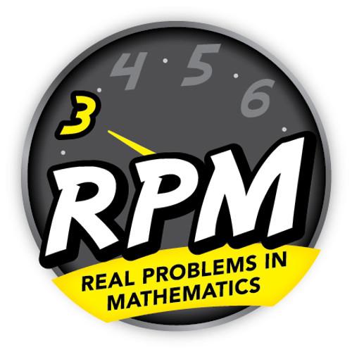 RPM Grade 3 Activity Cards