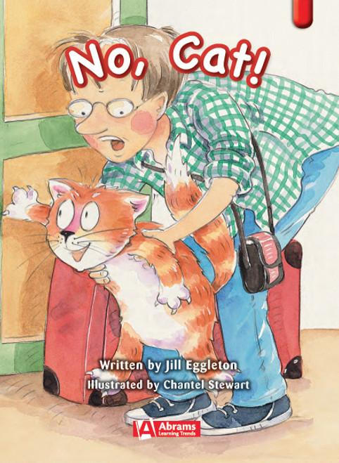 Key Links Literacy Red No, Cat!
