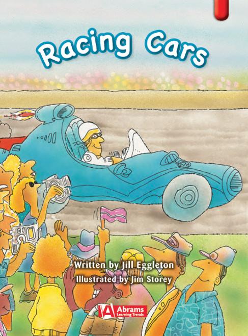 Key Links Literacy Red Racing Cars