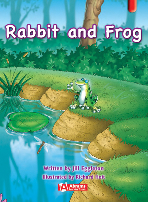 Key Links Literacy Red Rabbit and Frog