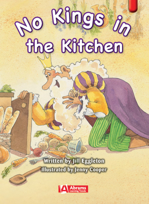 Key Links Literacy Red No King in the Kitchen