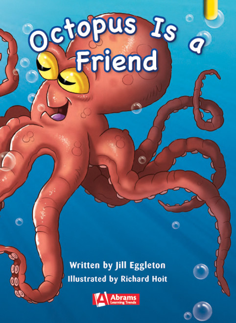 Key Links Literacy Yellow Octopus is Friend