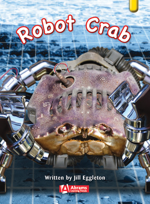 Key Links Literacy Yellow Robot Crab