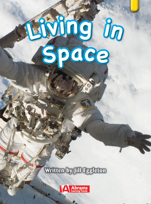 Key Links Literacy Yellow Living in Space