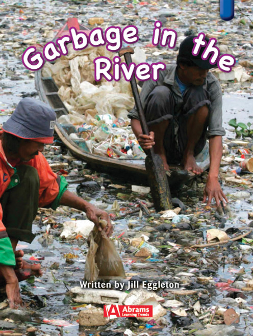 Key Links Literacy Blue Garbage in the River