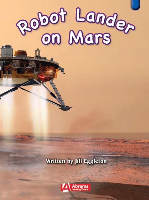 Key Links Literacy Blue Robot Lander on Mars