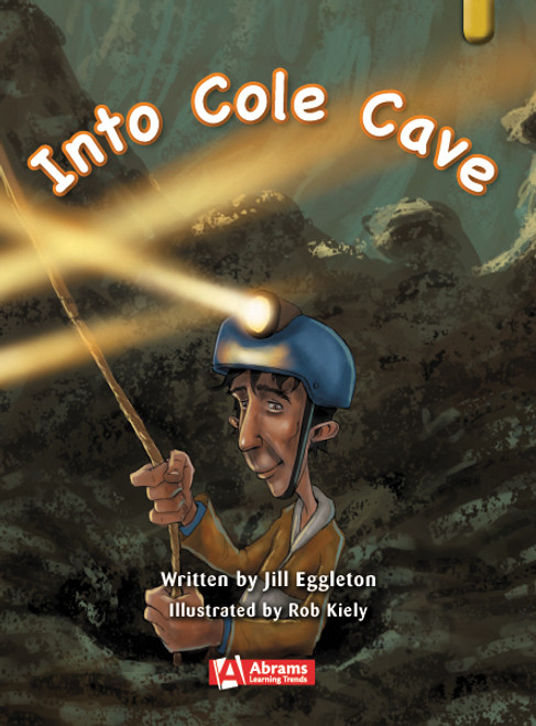Key Links Literacy Gold Into Cole Cave