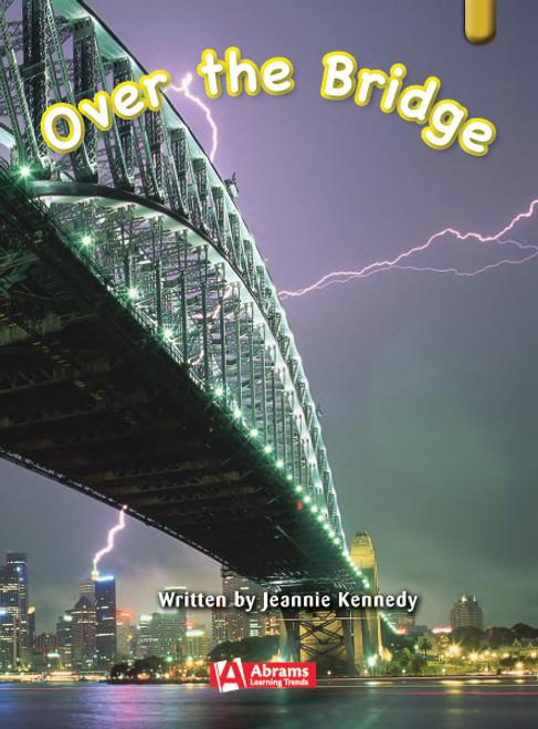 Key Links Literacy Gold Over the Bridge