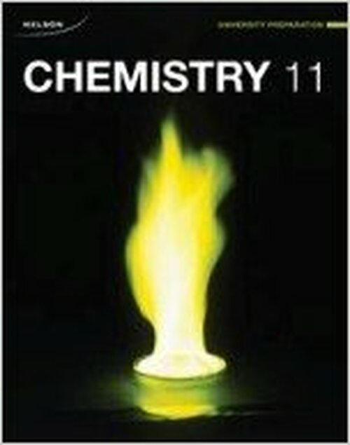 Chemistry 11 Online Student Centre