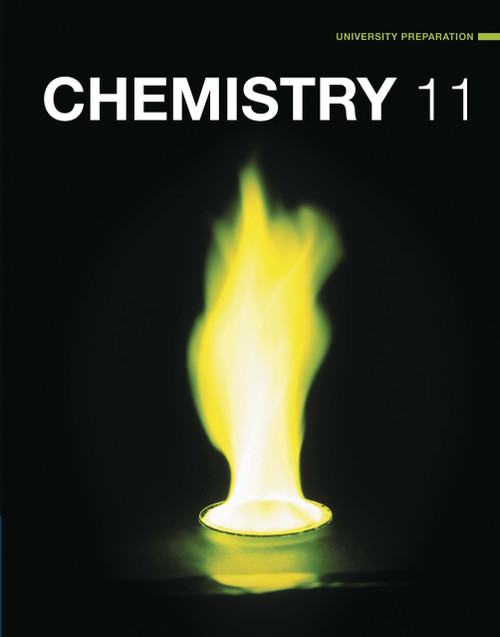 Chemistry 11 Online Teaching Centre (Single User)