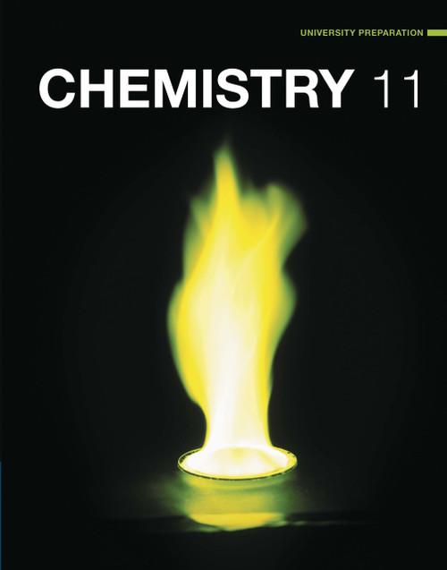 Chemistry 11 Online Teaching Centre (Single User)