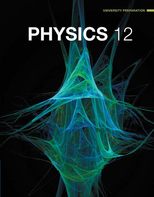 Physics 12 Online Teaching Centre (Single User)