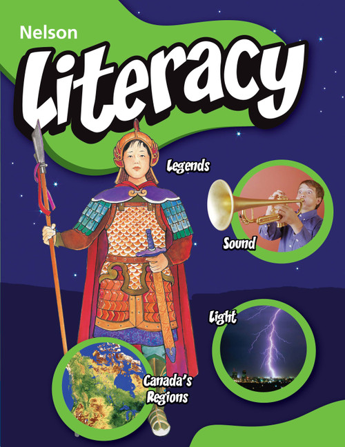 Nelson Literacy 4 - Student Resources   Student Book B - 9780176291013
