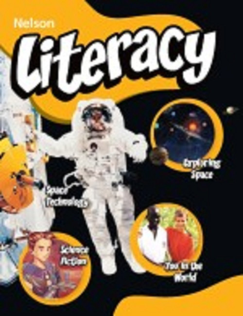 Nelson Literacy 6 - Student Resources   Student Book C - 9780176291204
