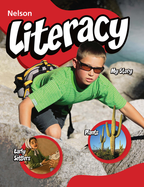 Nelson Literacy 3 - Student Resources | Student Book A - 9780176332495