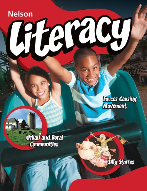 Nelson Literacy 3 - Student Resources | Student Book B - 9780176332501