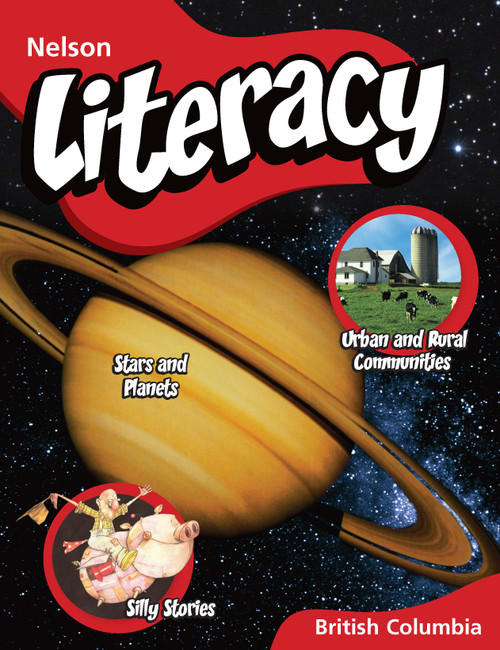 Nelson Literacy 4 - Student Resources   Student Book A, British Columbia Ed. - 9780176333546