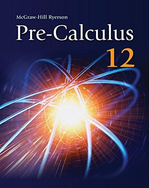 Pre-Calculus 12 | Student Edition (Print) - 9780070738720
