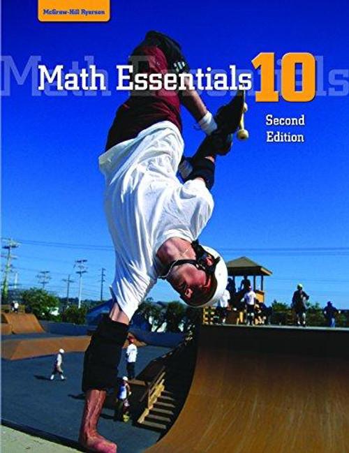 Math Essentials - Grade 10   Softcover - 9780071340120