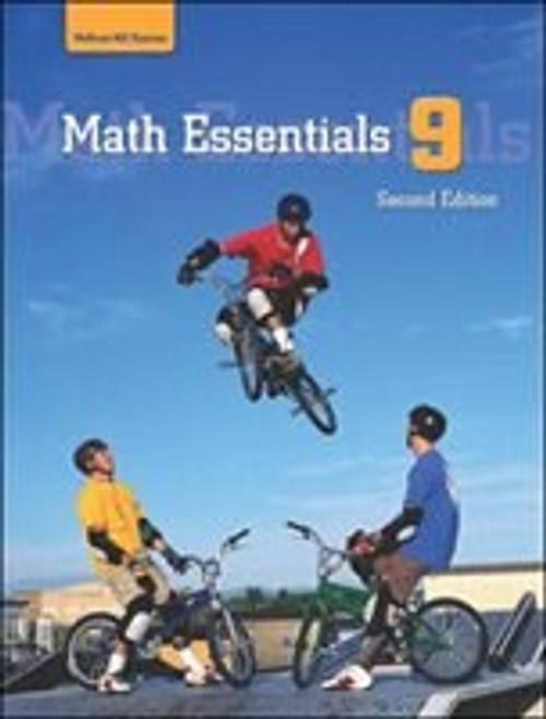 Math Essentials - Grade 9   Softcover - 9780071340137