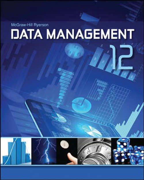 Data Management 12 | Student Edition - 9781259256363
