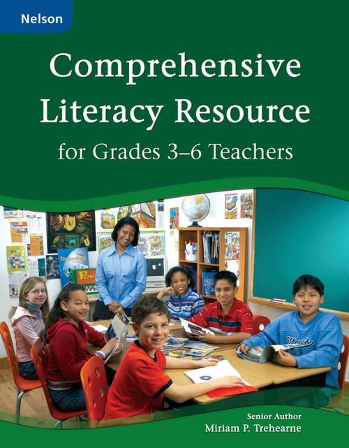 Comprehensive Literacy Resource for Grades 3-6 Teachers