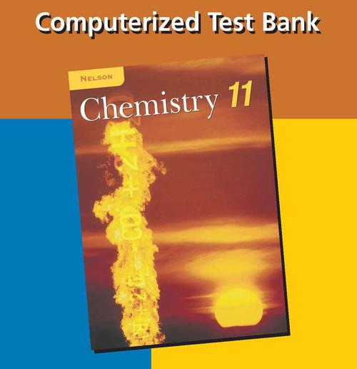 Nelson Chemistry 11 Assessment Bank