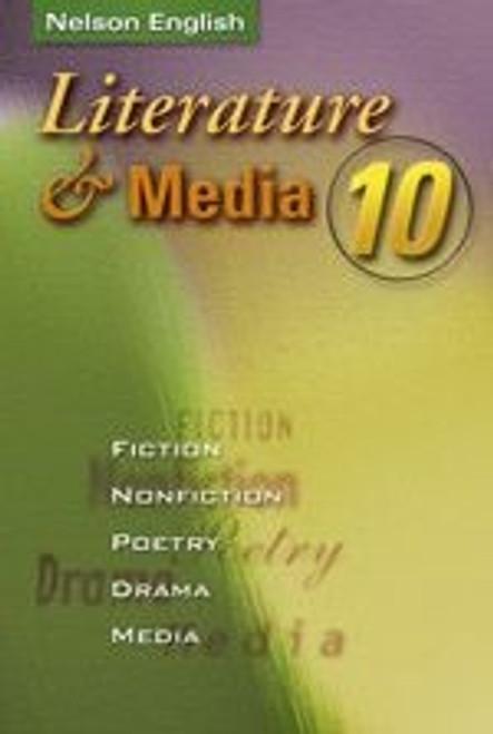 Literature & Media 10 Student Book