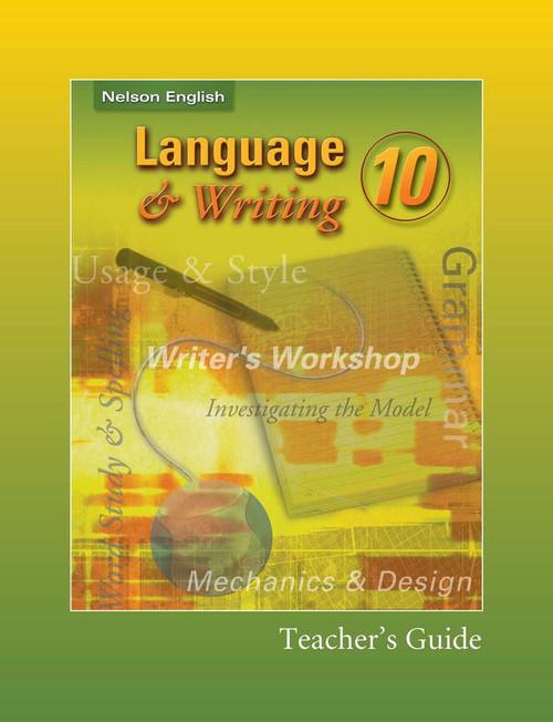 Literature & Media 10 Teacher's Resource