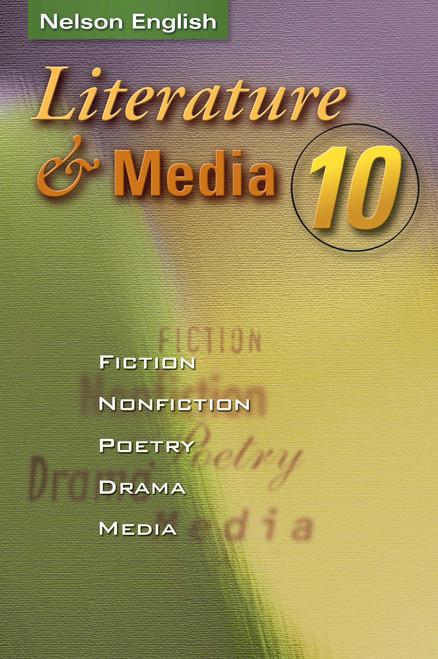Literature & Media 10 Student Book, Western Ed.