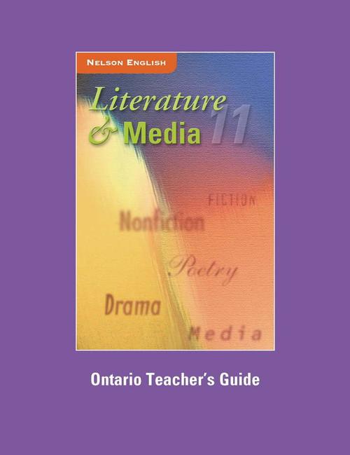 Literature & Media 11 Teacher's Resource