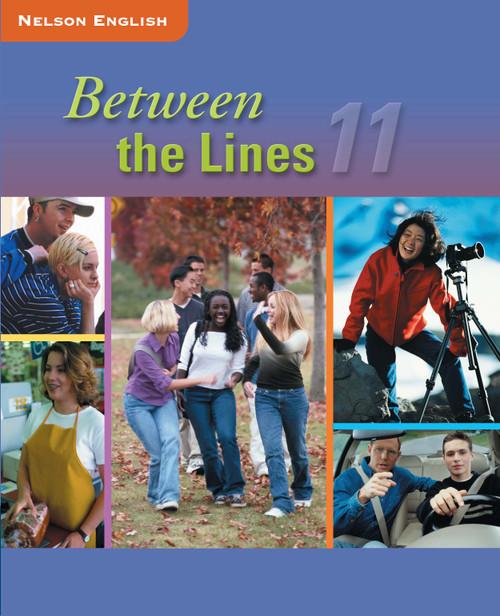 Between the Lines - Grade 11   Student Book - 9780176197049